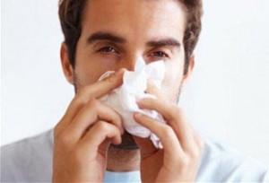 Có phải mắc viêm mũi dị ứng? 1