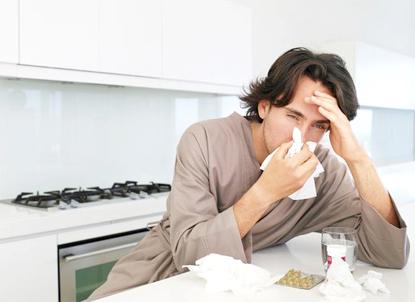 Những biến chứng nguy hiểm của viêm xoang 1