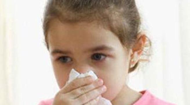 Dấu hiệu trẻ mắc viêm xoang 1