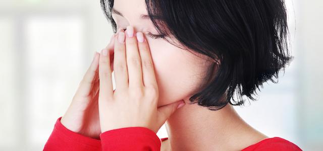 Phân biệt hai loại viêm xoang như thế nào? 1
