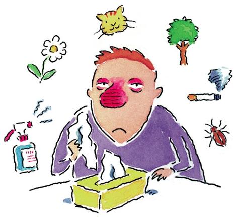 Trị bệnh tận gốc bằng phương pháp giải mẫn cảm 1