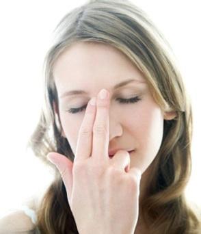 Những triệu chứng của viêm xoang cấp tính 1