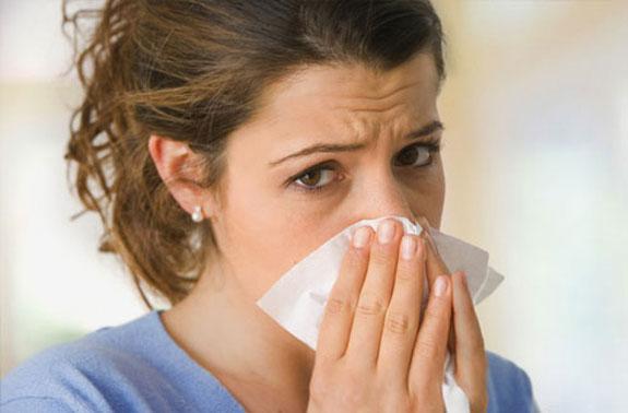 Nguyên nhân gây viêm mũi xoang 1