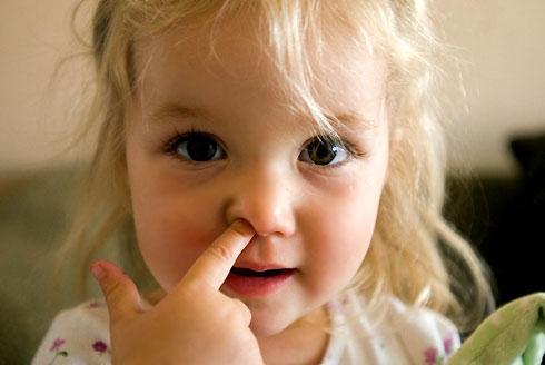 Dấu hiệu viêm xoang ở trẻ em 1