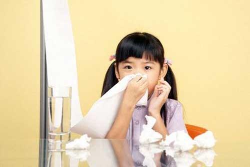 Phòng ngừa viêm xoang cho trẻ 1