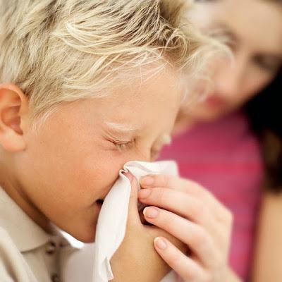 Nguyên nhân gây viêm xoang ở trẻ 1