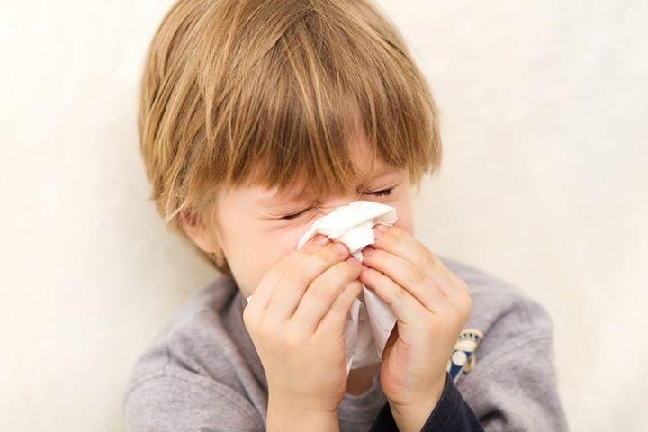 Mẹo chữa viêm mũi dị ứng tại nhà cho bé 1