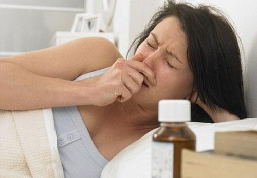 Viêm xoang có mủ và cách chữa 1