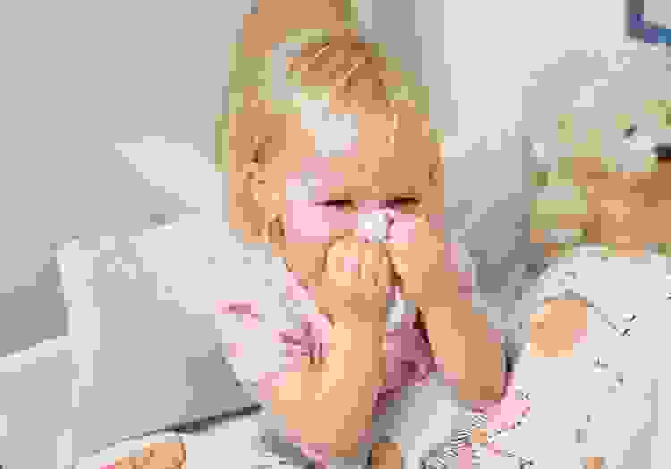 Bệnh viêm mũi dị ứng ở trẻ em 1