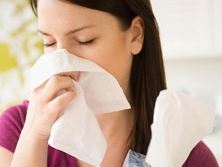 Dấu hiệu bệnh viêm xoang mũi 1