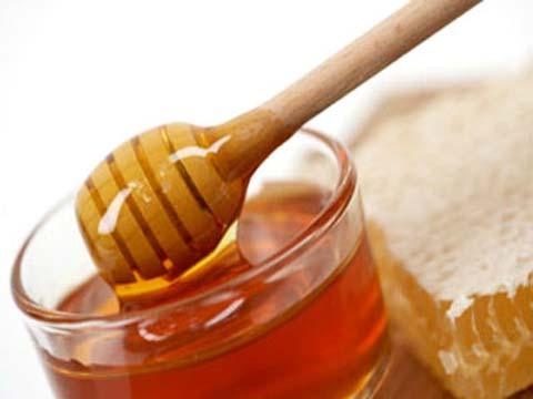 Củ tỏi, mật ong 1