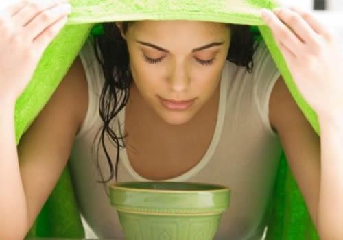Các cách chữa ngạt mũi đơn giản 1