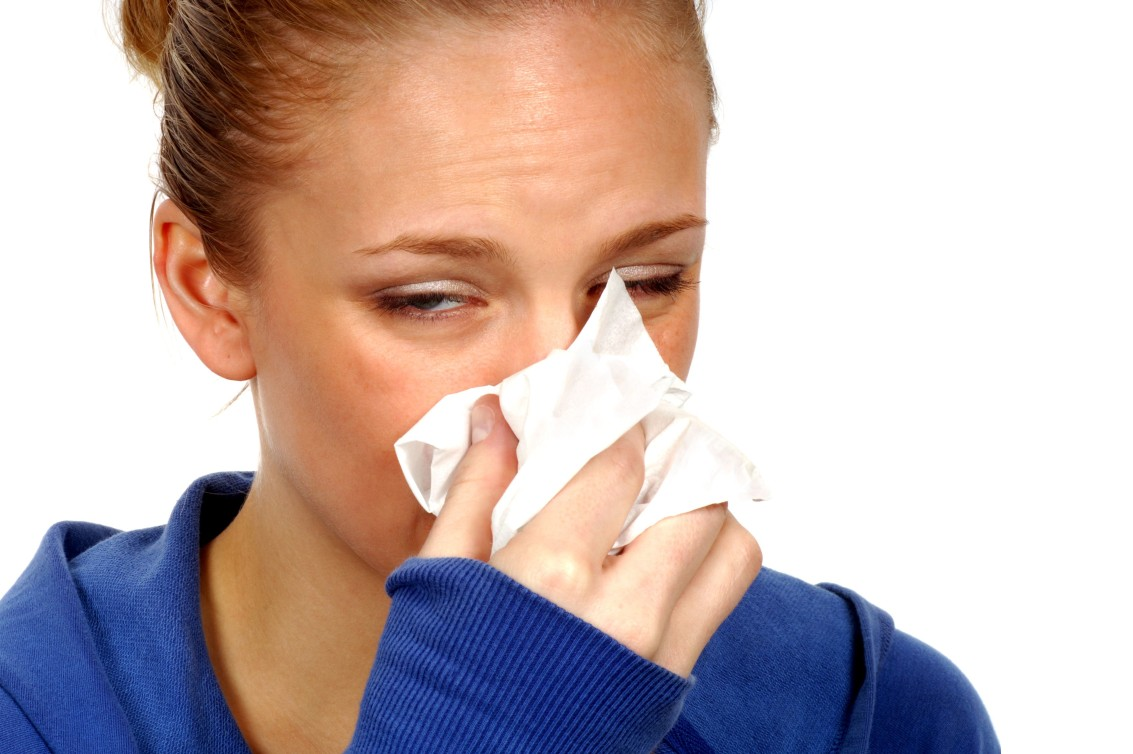 Bệnh viêm mũi của chị tôi đã giảm nhiều 1