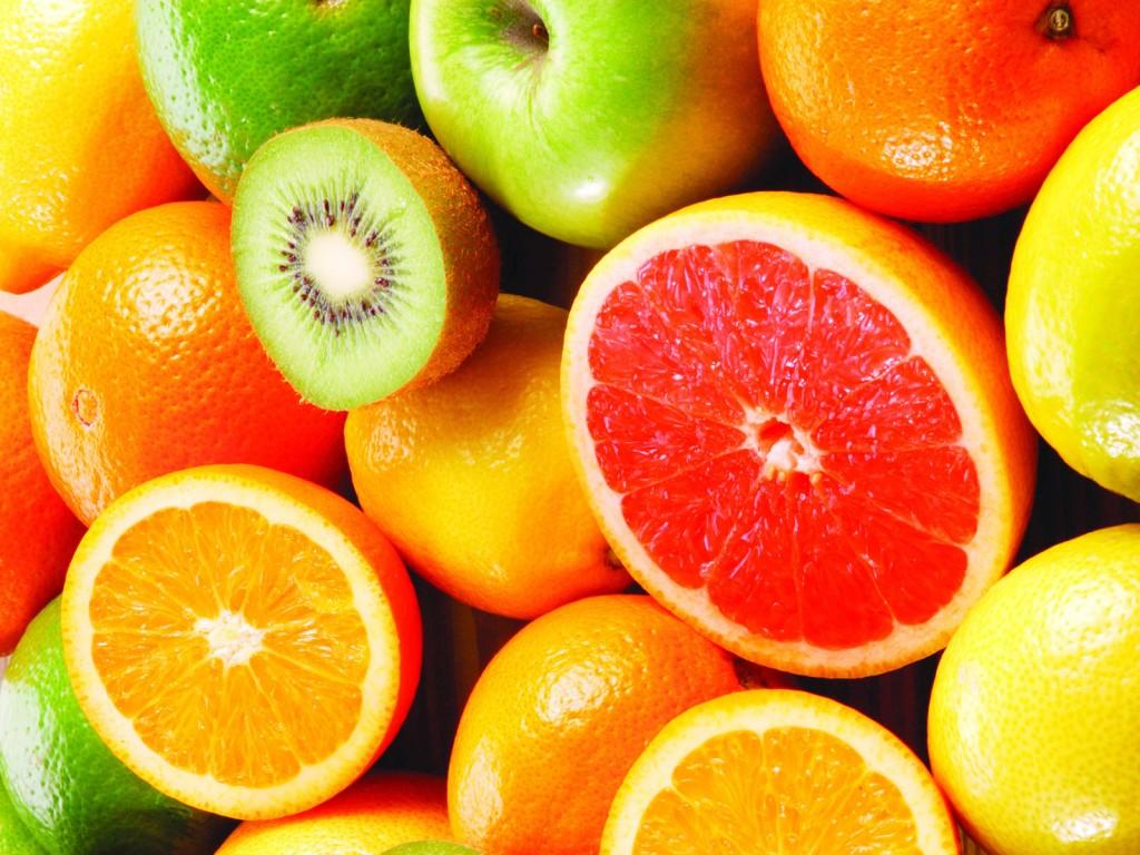 Các loại hoa quả chứa vitamin C 1