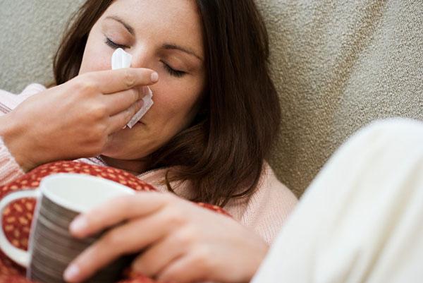 Triệu chứng, biểu hiện viêm mũi dị ứng 1