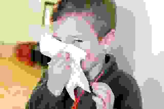 Nguyên nhân chảy nước mũi ở trẻ em? 1