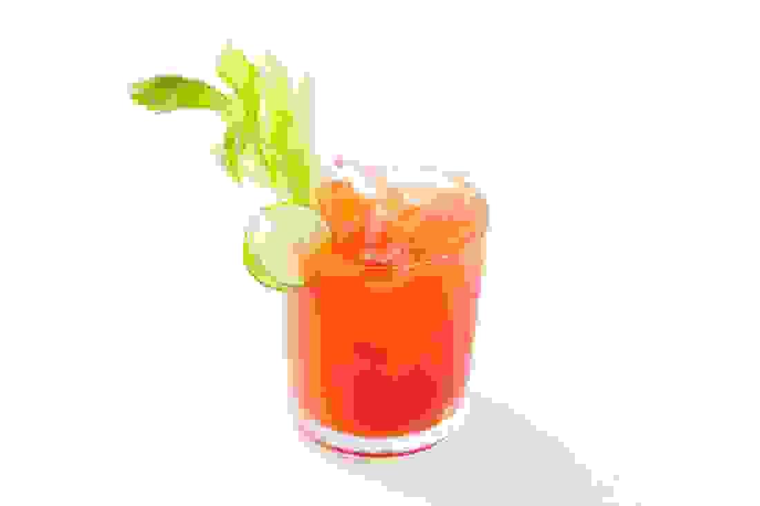 Nước cà chua – rau cần tây 1