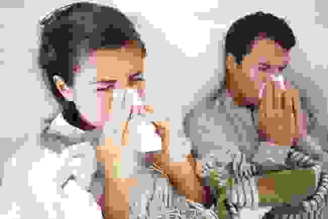 Bí quyết phòng viêm mũi xoang khi thay đổi thời tiết 1