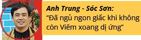 Hàng ngàn người Việt đã hết Viêm xoang dị ứng bằng cách nào? 5