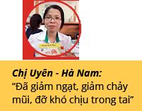 Hàng ngàn người Việt đã hết Viêm xoang dị ứng bằng cách nào? 6
