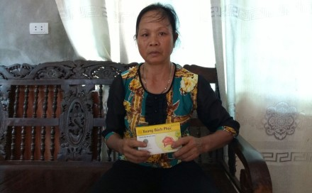 Bạn Phạm Thị Hiền_ Bình Minh_Trảng Bom_Đồng Nai 1