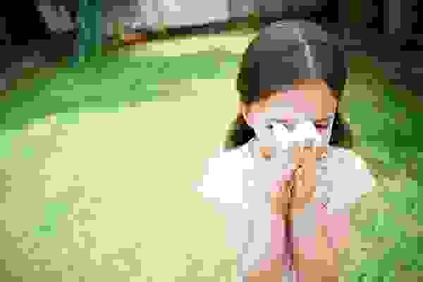 Bé bị sổ mũi cần làm gì? 1