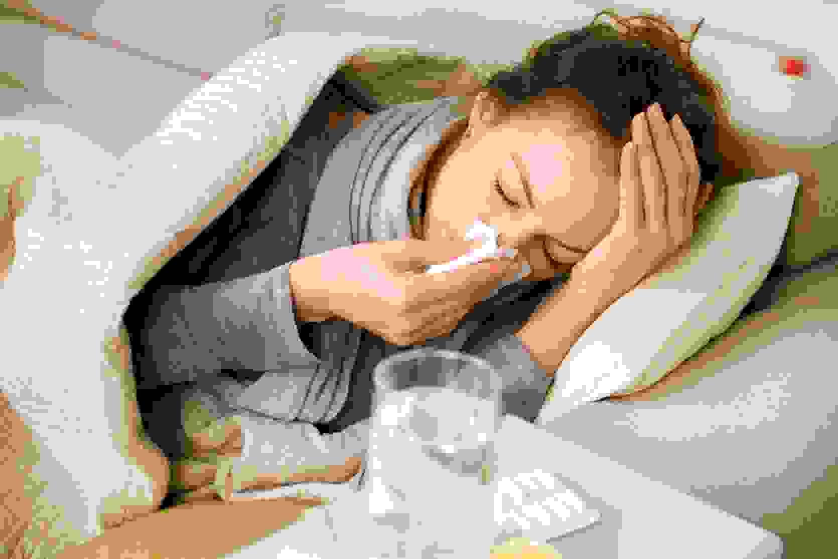 Làm sao để biết được Cảm cúm hay là Viêm xoang dị ứng? 1