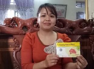 Chị Trần Thị Phương (Đông Anh, Hà Nội)