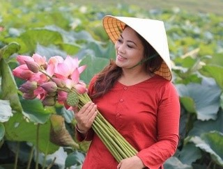 Nghệ sỹ Hồng Tỉnh (Phường Suối Hoa, TP Bắc Ninh)