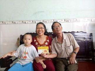 Cô Trần Thị Hà (Tp Biên Hòa, Đồng Nai)