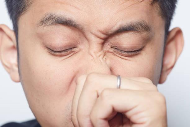 Triệu chứng của viêm mũi dị ứng bội nhiễm 1