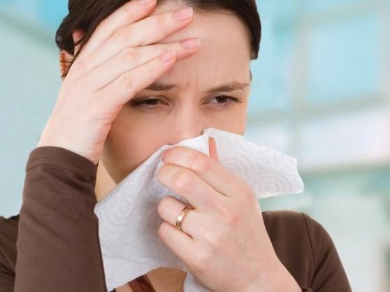 Viêm mũi dị ứng bội nhiễm 1