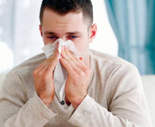 Điều trị viêm mũi dị ứng mạn tính 1