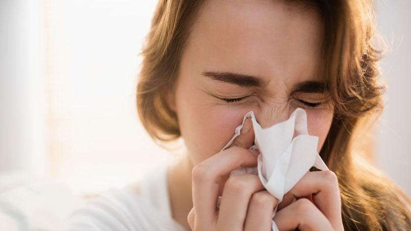 Biểu hiện của bệnh viêm xoang mũi 1