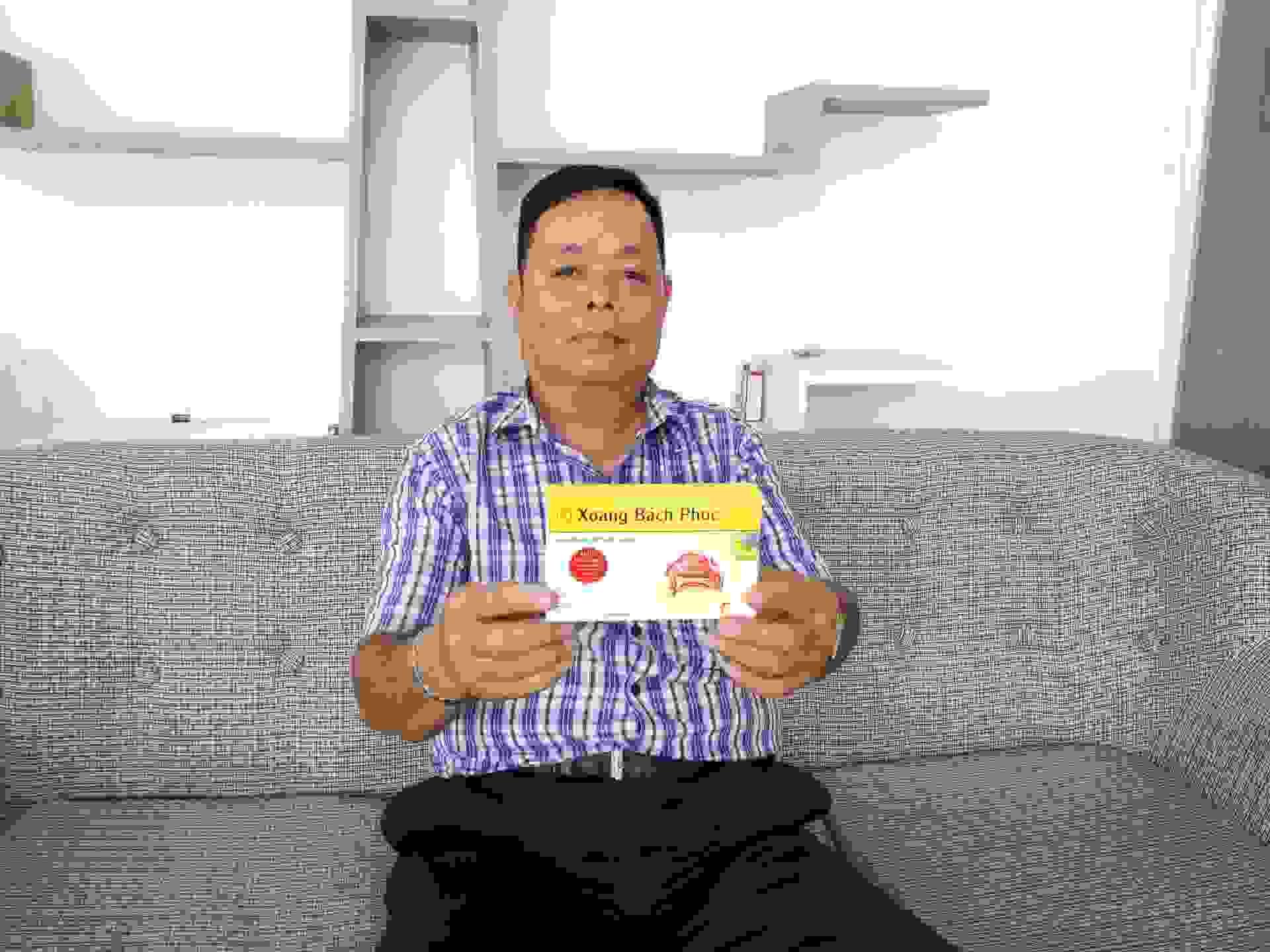 Bố tôi bất ngờ khỏe hẳn viêm xoang sau 40 năm bệnh nặng 2